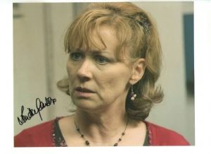 Lindsey Coulson from Dr Who and Eastenders